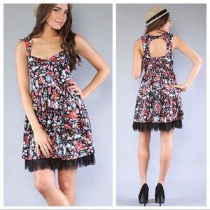 Free People Sunkissed Summer Swing Dress